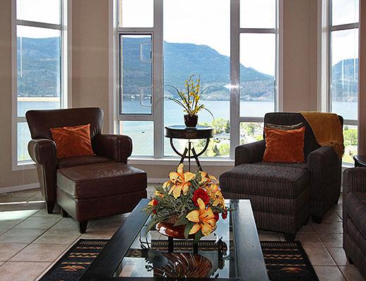 Sunset Waterfront Resort - #1803 - 3 Bdrm + Den - Kelowna (CVH)
