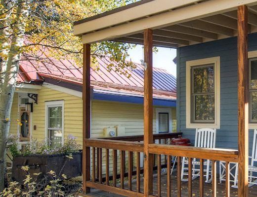 French Street Cottage - 2 Bdrm HT - Breckenridge (BA)