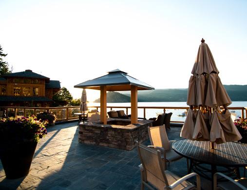 Carmel Cove Resort #02 - 5 Bdrm Lake Side - Shuswap