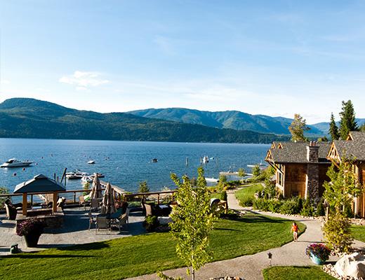 Carmel Cove Resort #22 - 3 Bdrm Upper Lake View - Shuswap