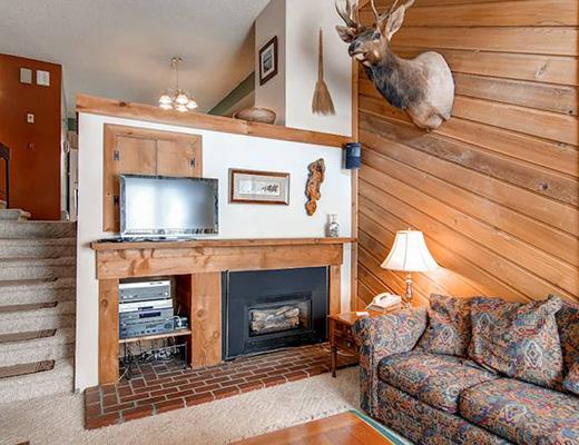 Cedars #25 - 2 Bdrm - Breckenridge (BA)