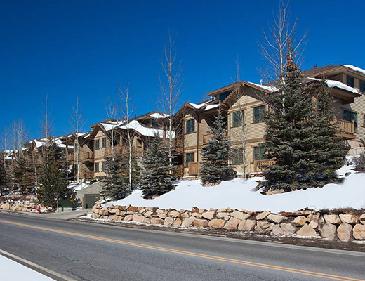 Greyhawk #6 - 2 Bdrm HT - Deer Valley