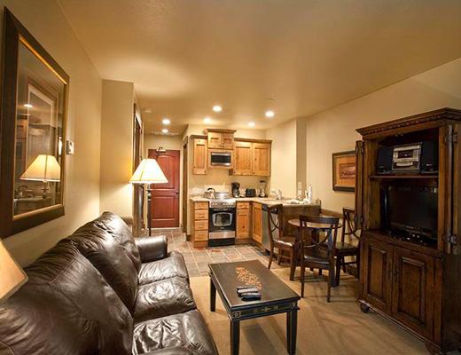 Copperbottom Inn - 101 - 1 Bdrm Gold - Park City