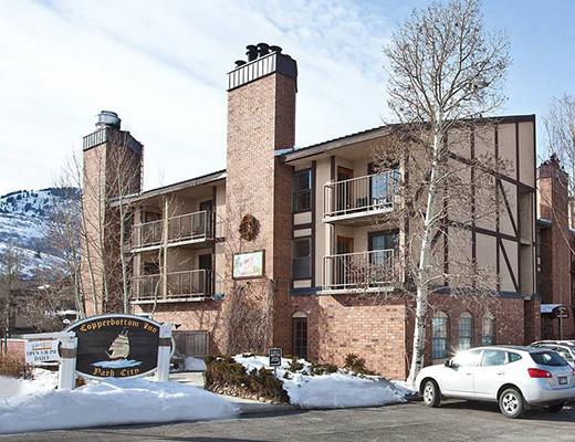 Copperbottom Inn - 102 - 1 Bdrm Gold - Park City