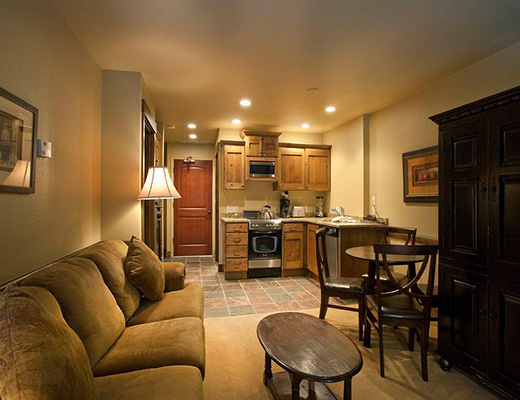 Copperbottom Inn - 103 - 1 Bdrm Gold - Park City
