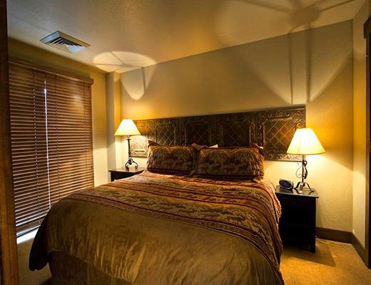 Copperbottom Inn - 103 - 1 Bdrm Gold - Park City