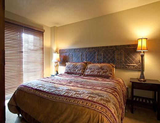Copperbottom Inn - 202 - 1 Bdrm Gold - Park City