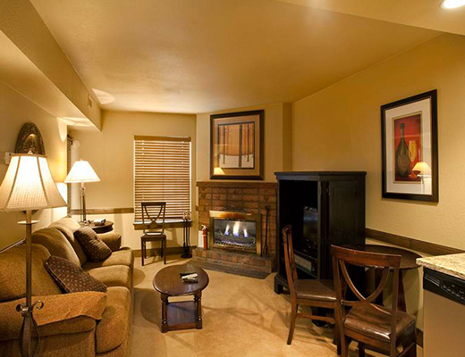 Copperbottom Inn - 207 - 1 Bdrm Gold - Park City