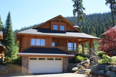 Fairway Cottage #11 - 4 Bdrm HT - Sun Peaks
