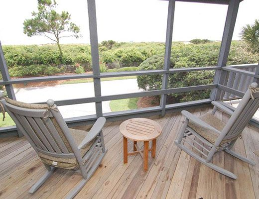 Beach Townhouse 4 - 3 Bdrm - Kiawah Island (N)