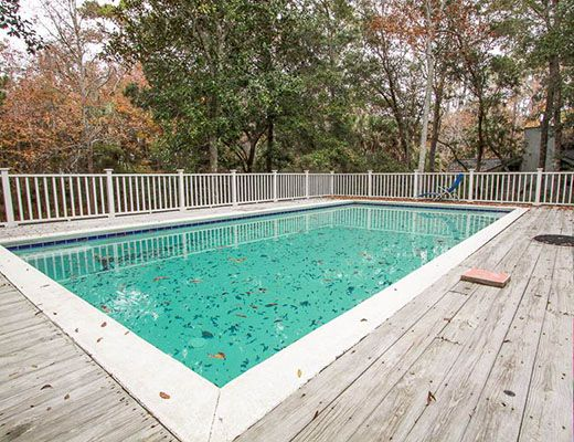 Conifer Lane 134 - 4 Bdrm w/ Pool - Kiawah Island