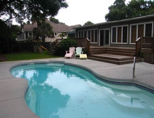 44th Avenue 13 - 3 Bdrm w/ Pool - Isle Of Palms