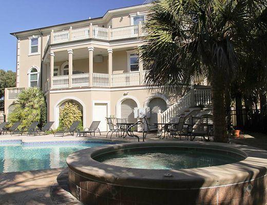 53rd Avenue 7 - 6 Bdrm w/Pool HT - Isle Of Palms (N)