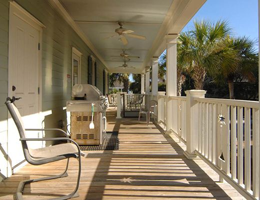 55th Avenue 2 - 10 Bdrm + Den w/Pool - Isle Of Palms (N)
