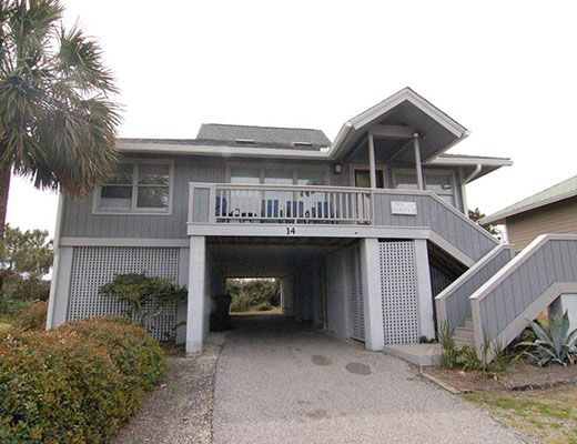 Beachside Drive 14 - 3 Bdrm - Isle Of Palms
