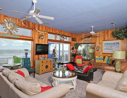 Ocean Blvd 912 - 8 Bdrm w/Pool - Isle Of Palms