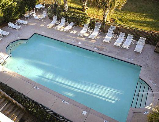 Ocean Blvd Villa 306 - 3 Bdrm - Isle of Palms