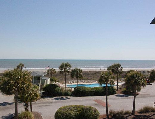Sea Cabin 321-B - 1 Bdrm + Den - Isle of Palms