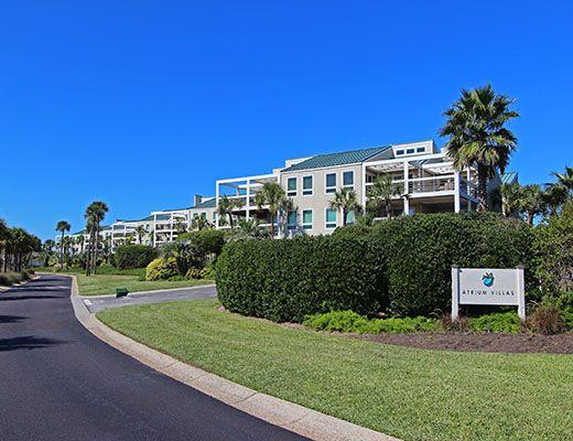 Atrium Villa 2940 - 2 Bdrm - Seabrook Island (10)