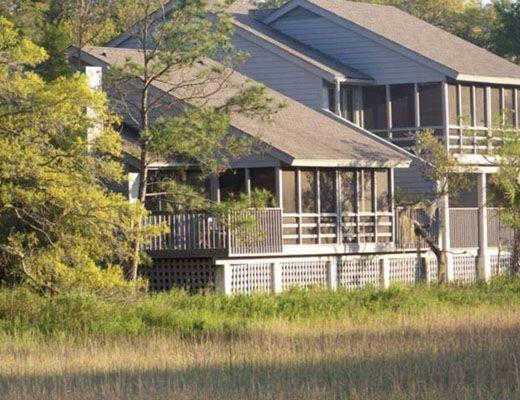 Creekwatch 1222 - 2 Bdrm - Seabrook Island