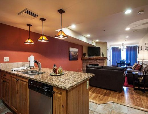 Lodge at Mountain Village #259 - 2 Bdrm - Park City (CL)