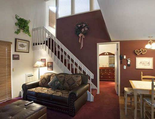 Red Pine - 1 Bdrm + 2 Lofts Bronze - The Canyons