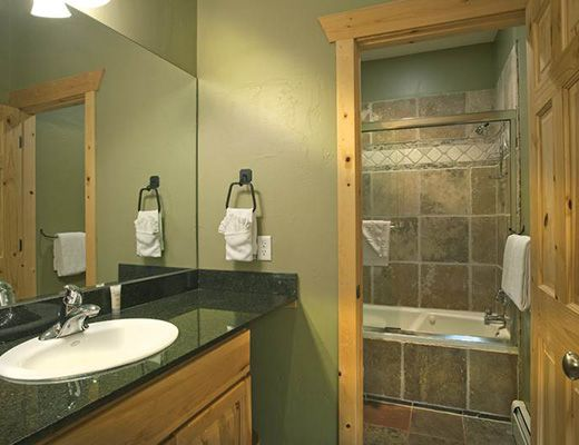 Timberwolf Lodges - 2 Bdrm Gold - The Canyons