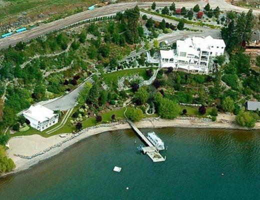 Okanagan Beach House - 3 + 2 Bdrm - Peachland