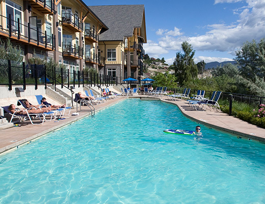 Summerland Waterfront Resort - 1 Bdrm Lakeview - Summerland