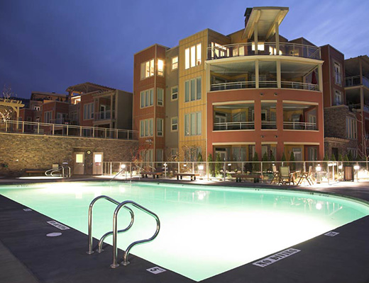 The Strand Lakeside Resort - Vernon