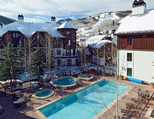 Hyatt Mountain Lodge - 2 Bdrm - Beaver Creek