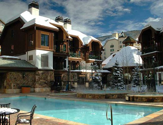 Hyatt Mountain Lodge - 3 Bdrm - Beaver Creek