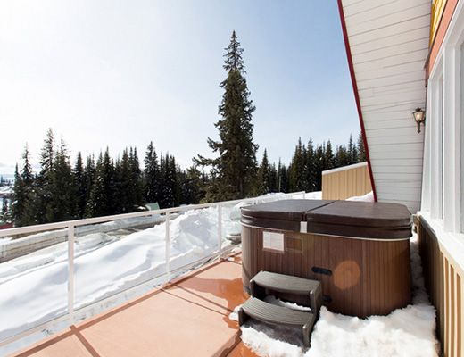 Pinnacles Suite Hotel #03 - 2 Bdrm + Alcove HT - Silver Star