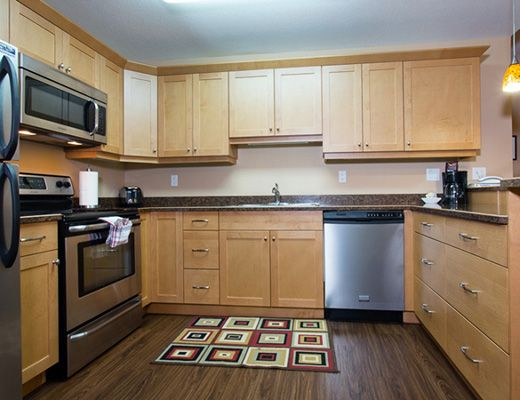 Pinnacles Suite Hotel #09 - 1 Bdrm + Alcove - Silver Star