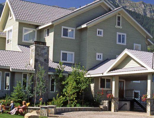 Timberline Lodge T321 - 2 Bdrm (Silver) - Fernie