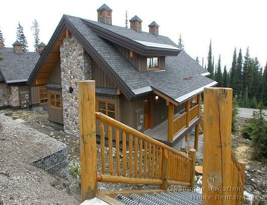 Bullet Creek Cabins - 2 Bdrm HT (V) - Big White