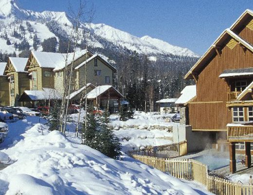Timberline Lodge T431 - 2 Bdrm (Gold) - Fernie