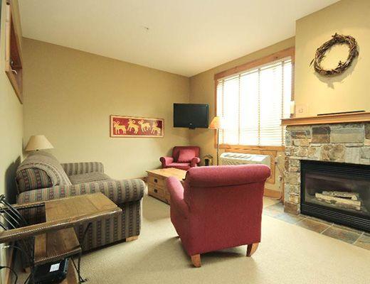 Timberline Lodge T423 - Studio (Gold) - Fernie