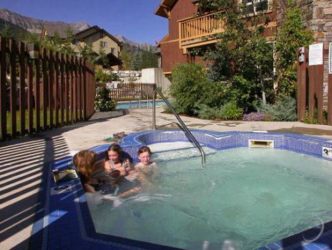 Timberline Lodge T521A - 1 Bdrm (Platinum Balsam) - Fernie
