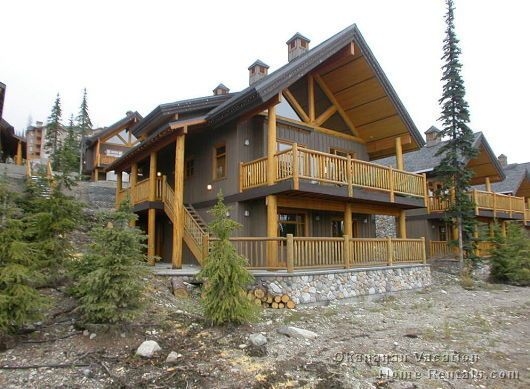 Bullet Creek Cabins - 3 Bdrm + Den HT (V) - Big White