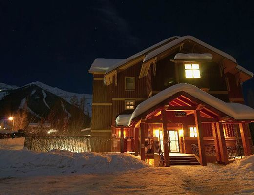 Timberline Lodge T545 - 2 Bdrm + Loft (Platinum Balsam) - Fernie