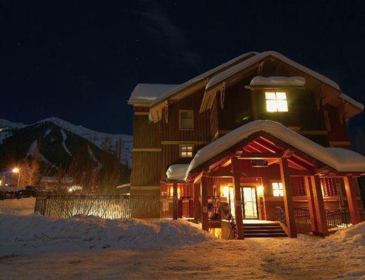 Timberline Lodge T540 - 2 Bdrm + Loft (Platinum Balsam) - Fernie