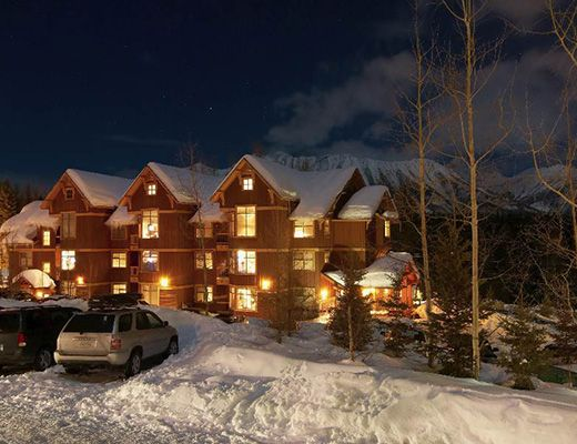 Timberline Lodge T617A - 1 Bdrm (Platinum Juniper) - Fernie