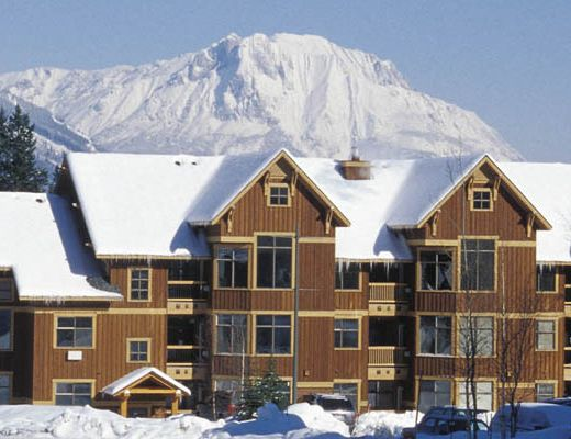 Timberline Lodge T642A - 1 Bdrm (Platinum Juniper) - Fernie