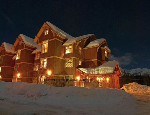 Timberline Lodge T637A - 1 Bdrm (Platinum Juniper) - Fernie
