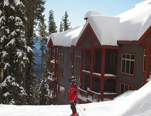 Snowbanks #1 - 3 Bdrm + Loft + Den HT - Big White