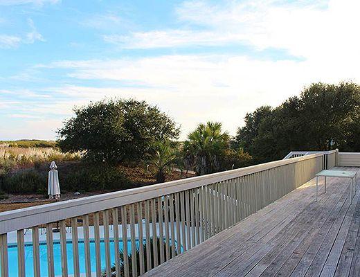 Beachcomber Run 3611 - 5 Bdrm + Loft w/ Pool - Seabrook Island