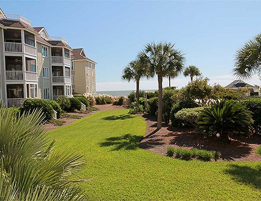 Tidewater H-202 - 2 Bdrm - Isle of Palms