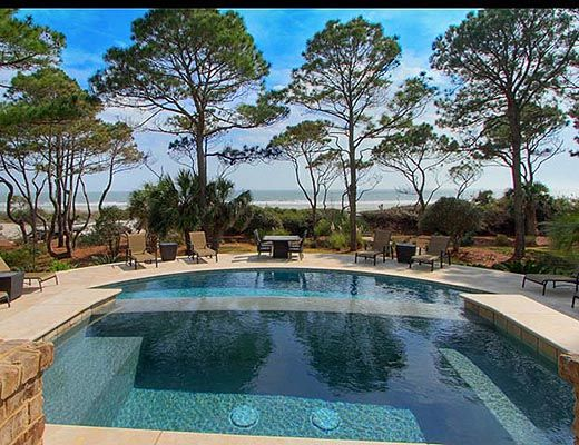 17 Spotted Sandpiper - 4 Bdrm + Den w/Pool HT - Hilton Head