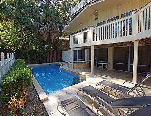 5 Alder Lane - 6 Bdrm w/Pool HT - Hilton Head